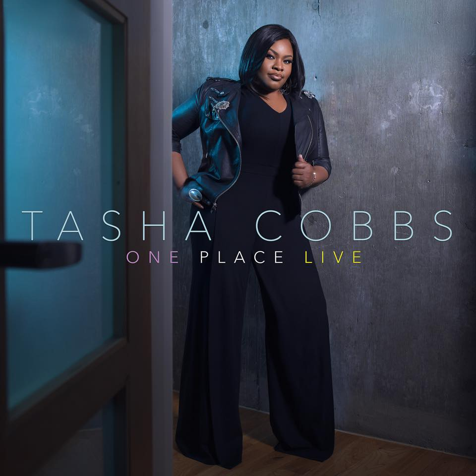Tasha Cobbs Album Cover - Facebook