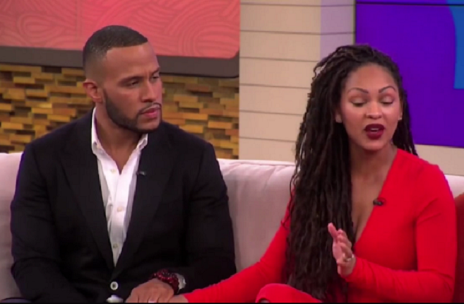 Devon Franklin - Meagan Good- Facebook