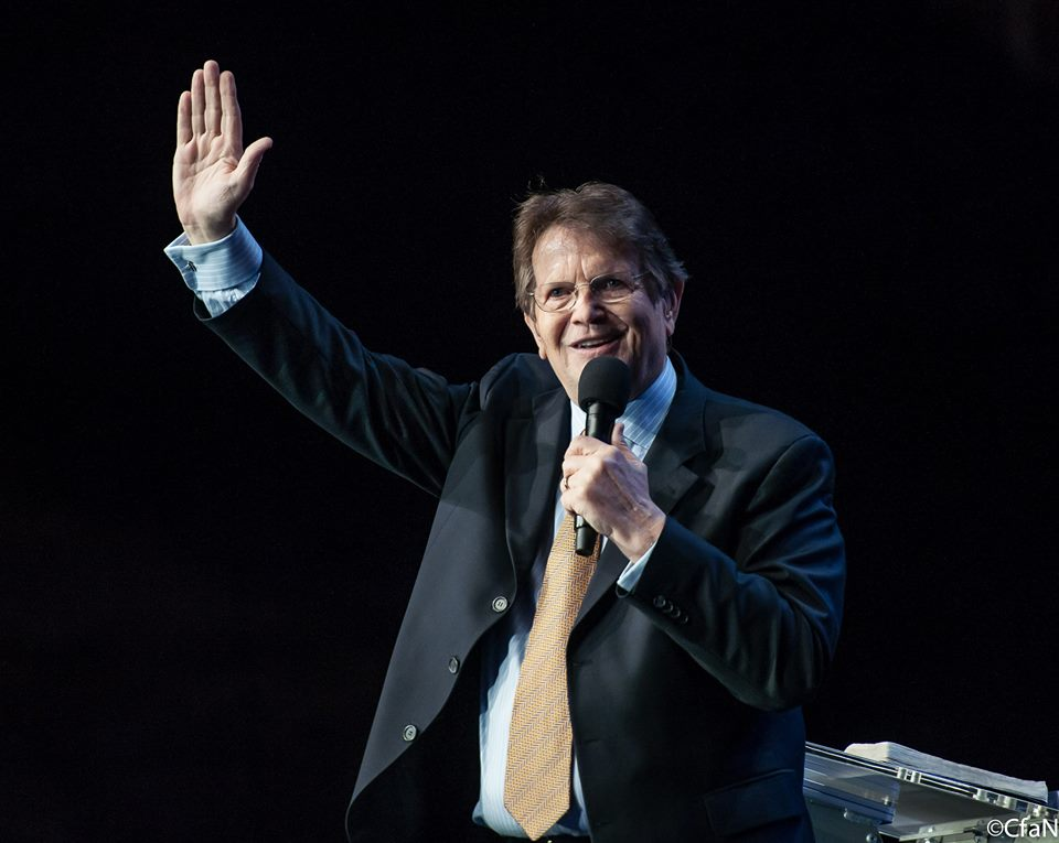Reinhard Bonnke - Story Photo - Facebook