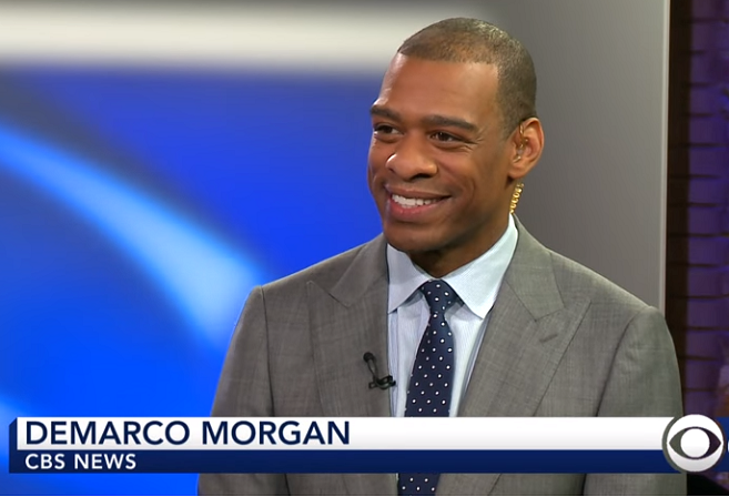 Demarco Morgan - CBS News
