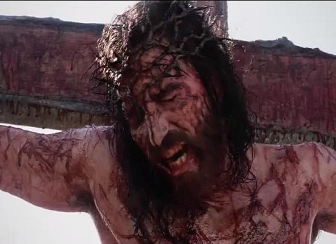 Crucifixion Slide