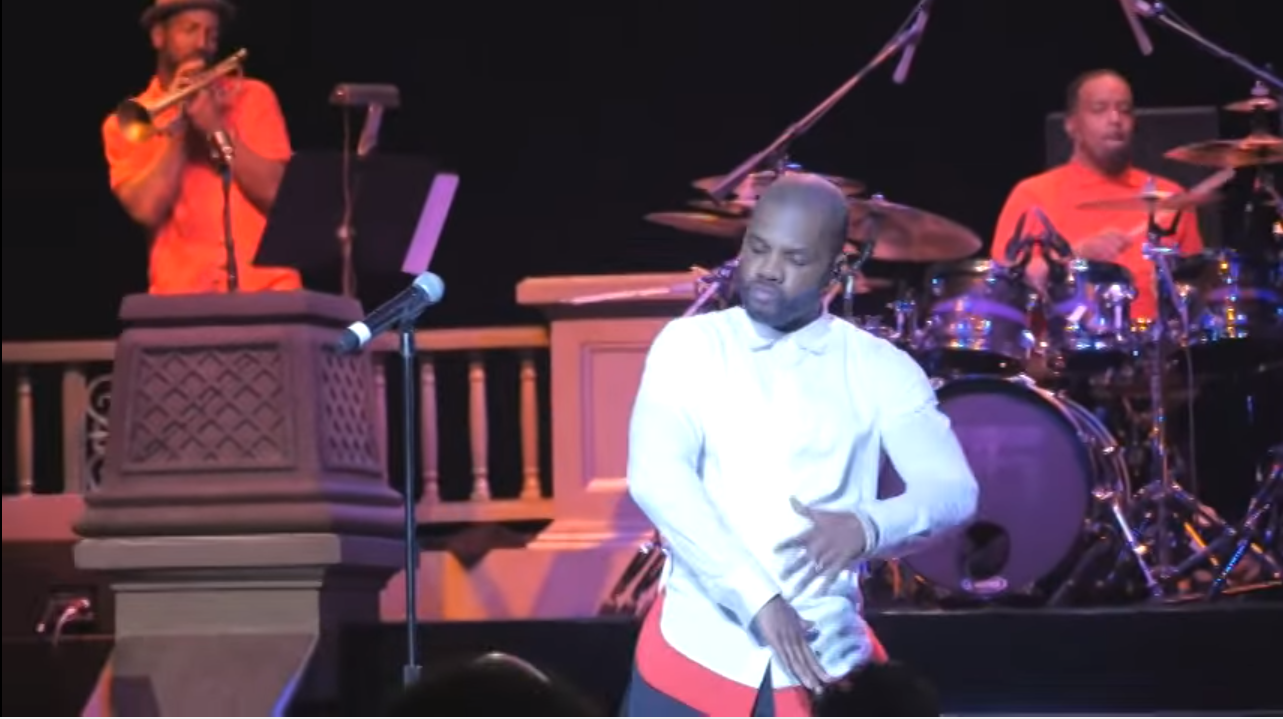 Kirk Franklin 2 - Tap - YouTube